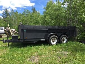 Construction / Landscapping Trailer