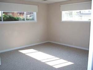 PRIVATE! SPACIOUS 3BDRM WALK OUT! GREAT LOCATION.  APRIL 1