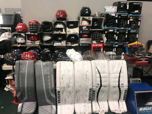 The time for you owning a hockey store is now!
