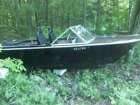 boat and waverunner for sale