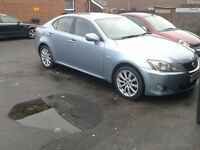lexus is200 diesel full service history