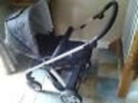 Mamas and Papas Sola Pushchair and accessories