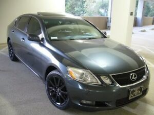 2006 Lexus GS, rare & beautiful, clean, all LED lights 9500$