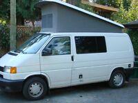 Like new VW Westfalia 79,000kms