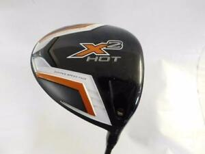 Callaway X2 Hot Driver 10.5° Graphite Stiff Mens Right