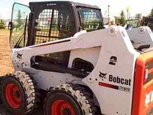 Bobcat S630 Skid steer iT4-  new hydrolic shovel included!