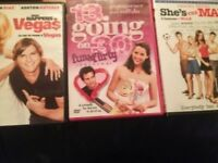 Variety of DVDs  $3 each