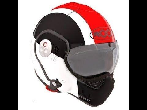 Roof Boxer Helmet M Size 58 Cm 1650 Gr Half Price In