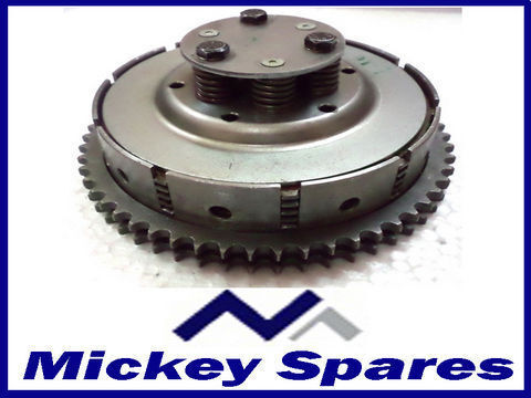 Royal Enfield 4 Speed 5 Clutch Plates Complete Assy 350CC And 500CC Exp Delivery