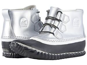 SOREL  Women's Out N' About Rain Booties Lux