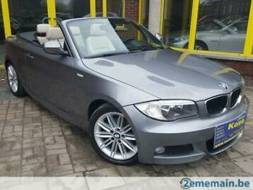 bmw 1-serie 118 d pack m !!! new auto+cabriolet !!!