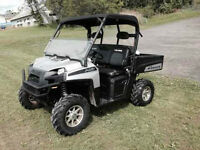 2009 POLARIS RANGER  700 HD 4X4  3 SEATER$8900!!!!