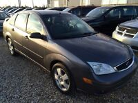2006 Ford Focus SEL Sedan