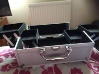 proffessional make up case