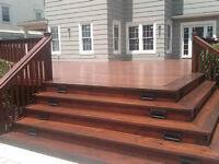 Staining/Painting/Houses/Decks/Fences/Garages/Pergolas