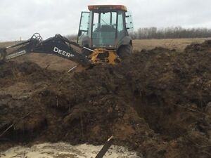 Excavating / Construction Services Moose Jaw Regina Area image 2