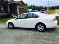 Low Kms 2007 Ford Fusion, Excellent Condition
