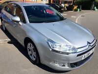 Citroen C5 VTR+ Diesel 2.0 Hdi 4dr - Lovely Example of this High Spec Saloon