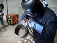 2nd year welder who wants to go to nait