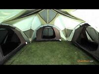 6 person tent. As new. Used once. Quechua T6.3 XL B 6 Person Man tent