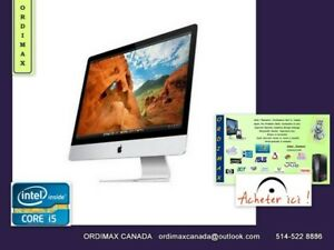 "Apple Imac 27 "" A1419 Format Tres Mince !!!!"