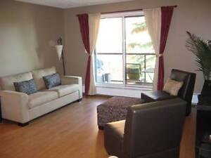 Beautiful fully furnished 1 Bedroom condo – Available Mid August