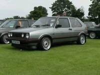 Mk2 Golf gti 2.0 8v recaro edition 1