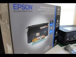 *NEW* PRINTER.Epson Expression Home XP-440 Inkjet Multifunction