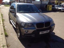 BMW X5, 3.0 d, 2007 (57 reg), Automatic
