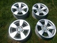 Bmw original wheels 17""