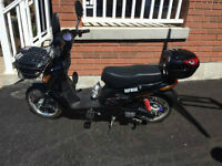 Daymak Tokyo - E-Bike/Scooter - Excellent Condition
