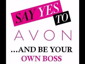 Become An Avon Rep Today - HomeWorking - Earn An Extra Income