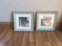 Pair of pictures originally bought for £60