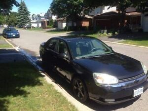 Chevrolet Malibu Sedan LT V6 used $1500 obo. As is
