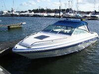 Searay 200cc (Cuddy Cabin) Sports Cruiser 4.3LX V6 engine