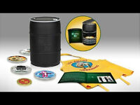 Breaking Bad: The Complete Series Limited Edition 2014 Barrel