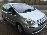 Citroen Picasso 1.6hdi exclusive mpv ideal family car service mot £1475
