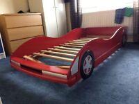 Car bed frame