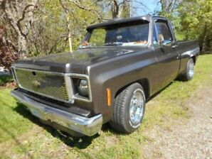LOWER PRICE ALERT! 1977 CHEVROLET C10 PICKUP TRUCK