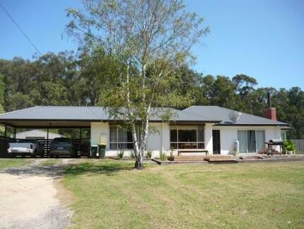Spacious 3br family home on 8.5 acres, Devon North (Yarram), Vic. Devon North Wellington Area Preview