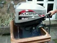 Outboard 8hp