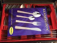 Kensington Cutlery Set in Case