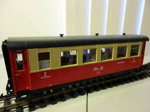 Model Train LGB G Scale Wamberal Gosford Area Preview