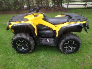 Can Am Outlander 650 XT, AND XMR!!!!!!!!