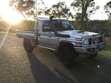 2013 Toyota LandCruiser Ute Glenvale Toowoomba City Preview