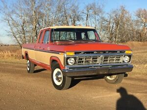 1977 FORD F-250 1 OWNER PRICED TO SELL!!