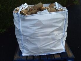 Kiln dried hardwood logs free delivery in 20 miles
