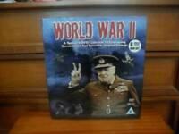 World War ii 8 dvd box set