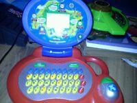 Thomas learning laptop