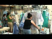 Part-time shirt presser - temps parties presser de chemises